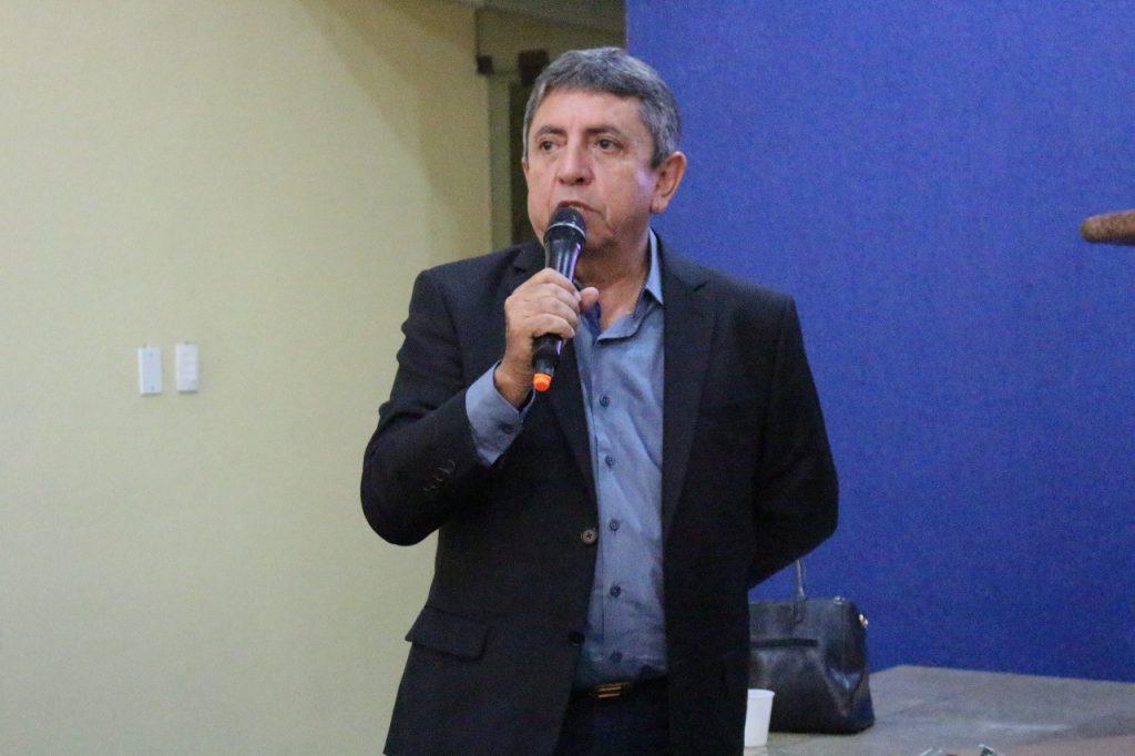 Nogueira Neto, presidente  do CRECI-PI.