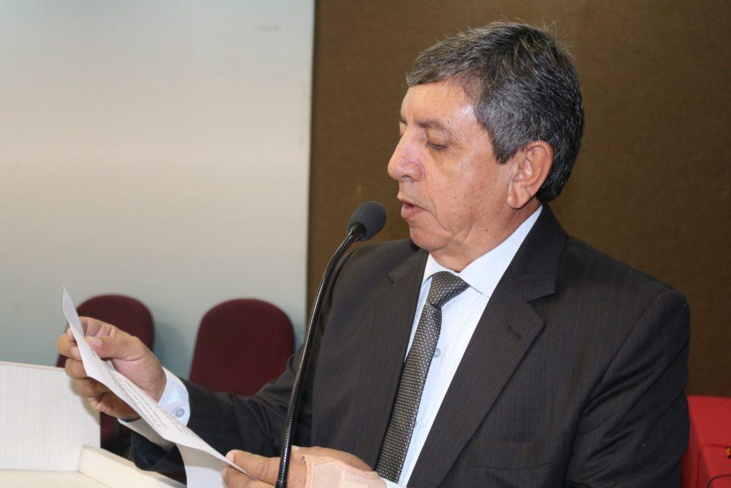 Presidente do CRECI-PI - Nogueira Neto