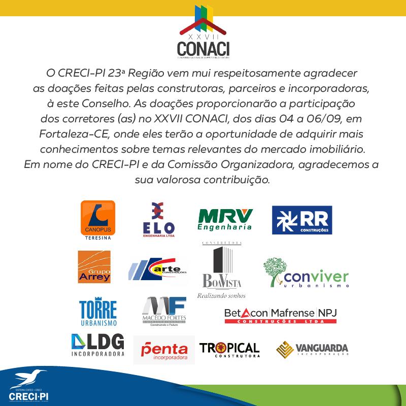 CRECI -Conaci Agradecimento_Prancheta 1